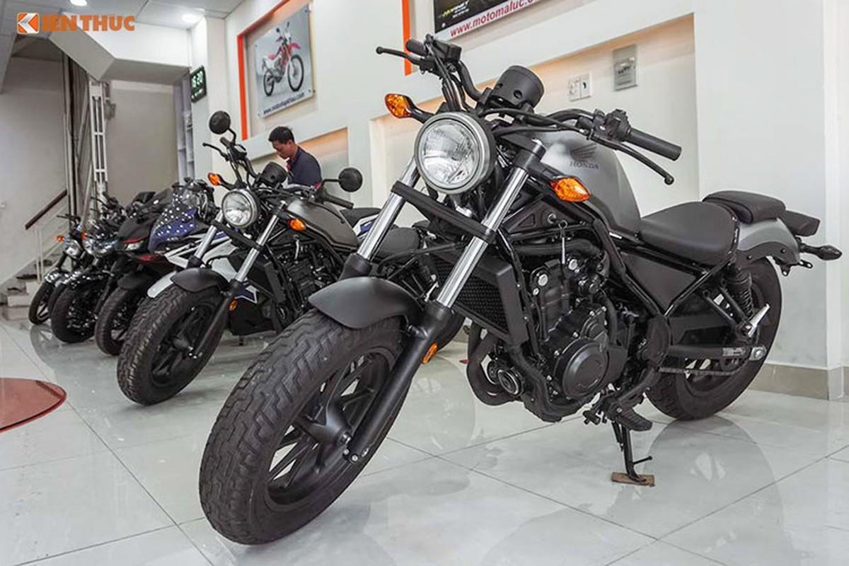 Diem mat xe moto gia duoi 150 trieu dong tai Viet Nam