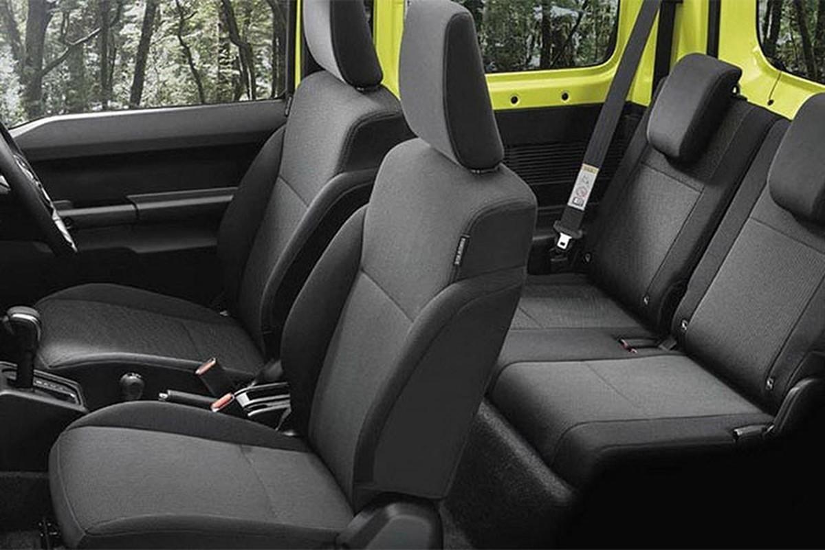 Xe gia re Suzuki Jimny 2019 tiep tuc