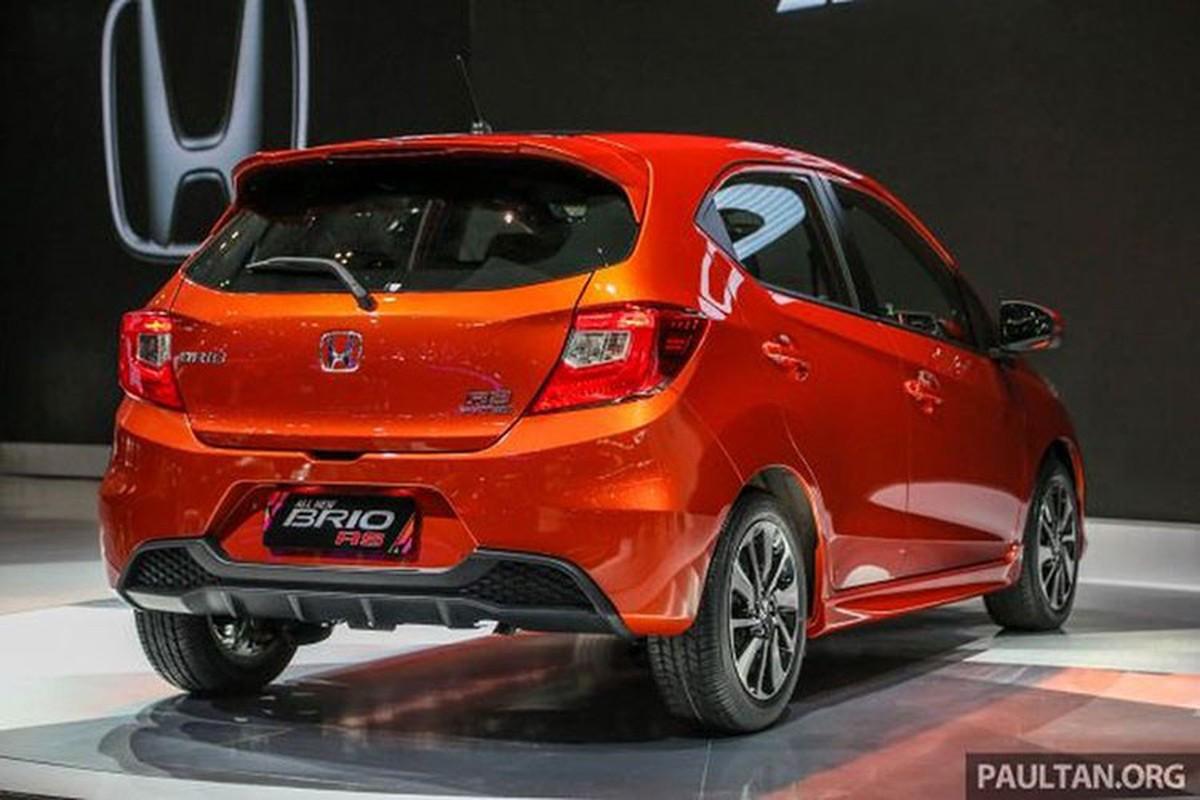 Xe oto sieu re Honda Brio ve Viet Nam dau Toyota Wigo?-Hinh-9