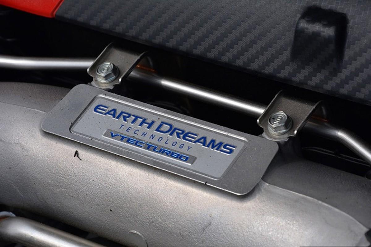Honda Civic Type R tien ty se co mat tai VMS 2018-Hinh-10