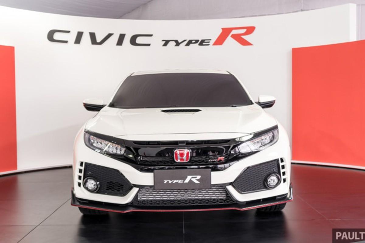 Honda Civic Type R tien ty se co mat tai VMS 2018-Hinh-3