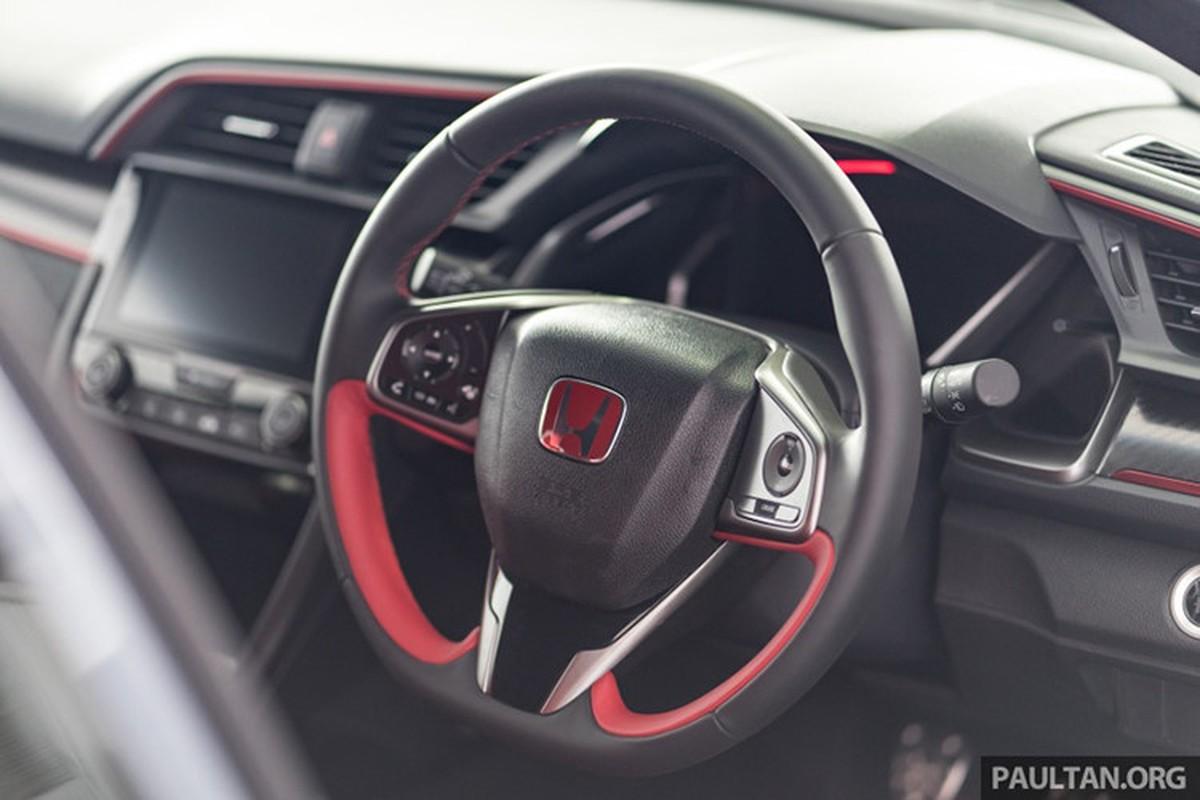 Honda Civic Type R tien ty se co mat tai VMS 2018-Hinh-7