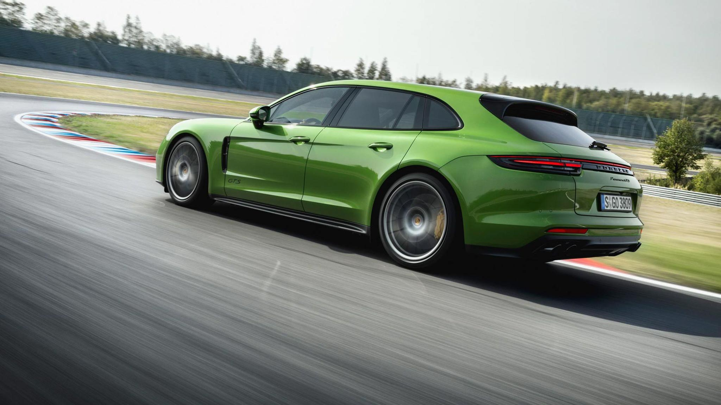 Porsche ra mat Panamera GTS va Panamera GTS Sport Turismo 2019-Hinh-10