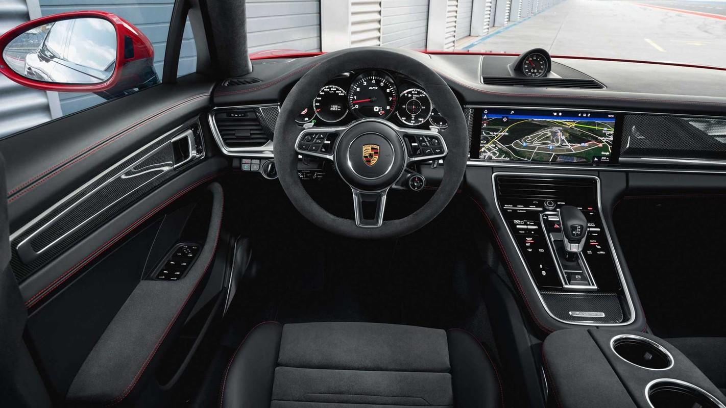 Porsche ra mat Panamera GTS va Panamera GTS Sport Turismo 2019-Hinh-4