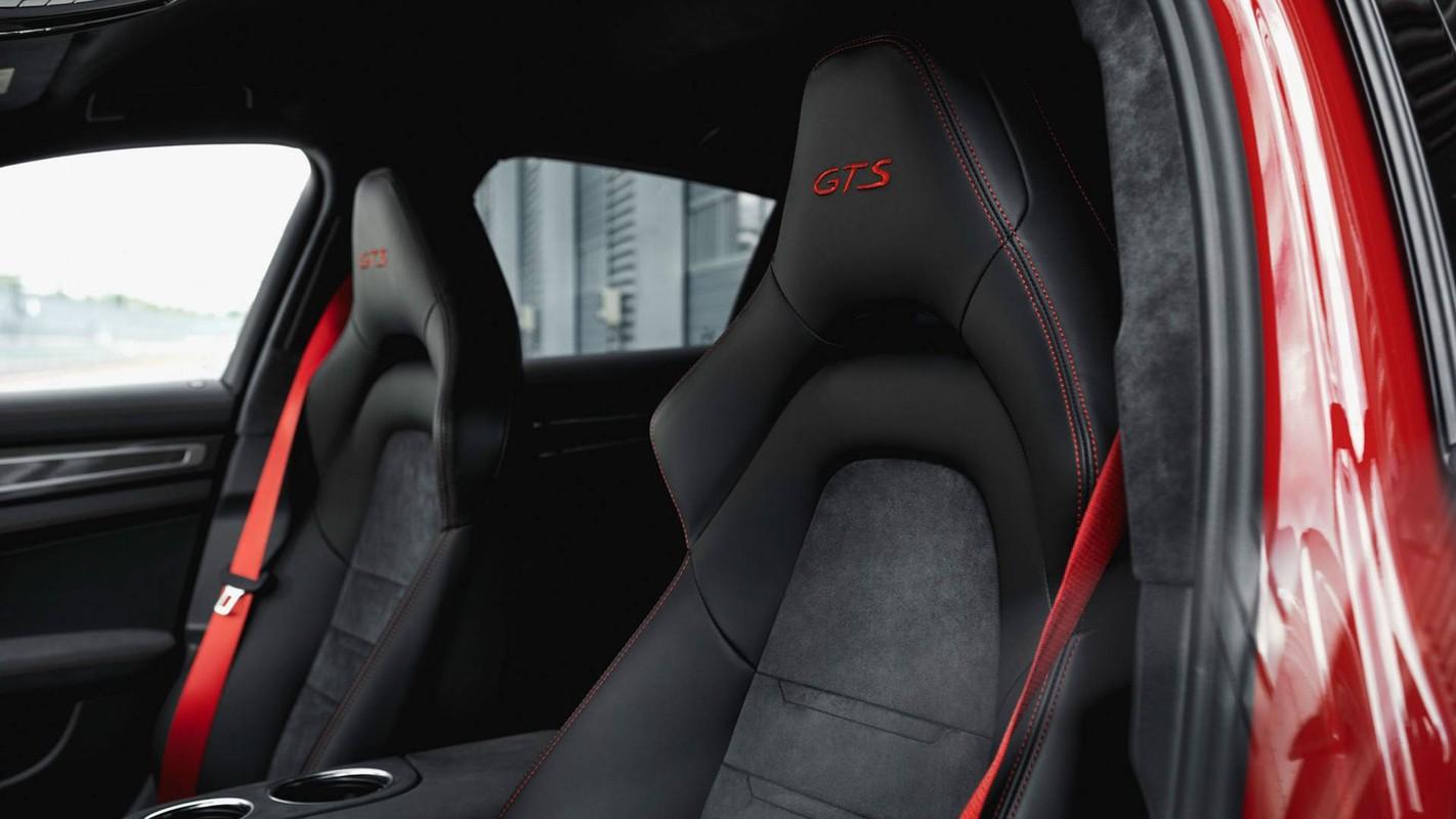 Porsche ra mat Panamera GTS va Panamera GTS Sport Turismo 2019-Hinh-5