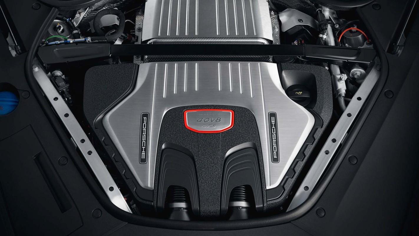 Porsche ra mat Panamera GTS va Panamera GTS Sport Turismo 2019-Hinh-6
