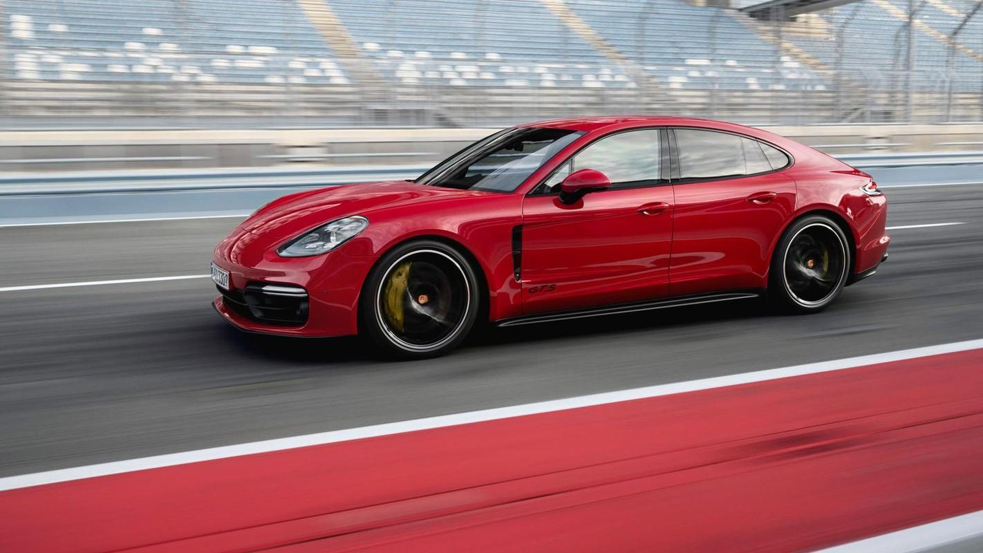 Porsche ra mat Panamera GTS va Panamera GTS Sport Turismo 2019-Hinh-8