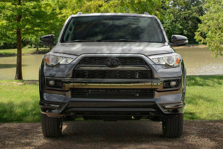 Chi tiet Toyota 4Runner Nightshade dac biet gia 1 ty dong-Hinh-3