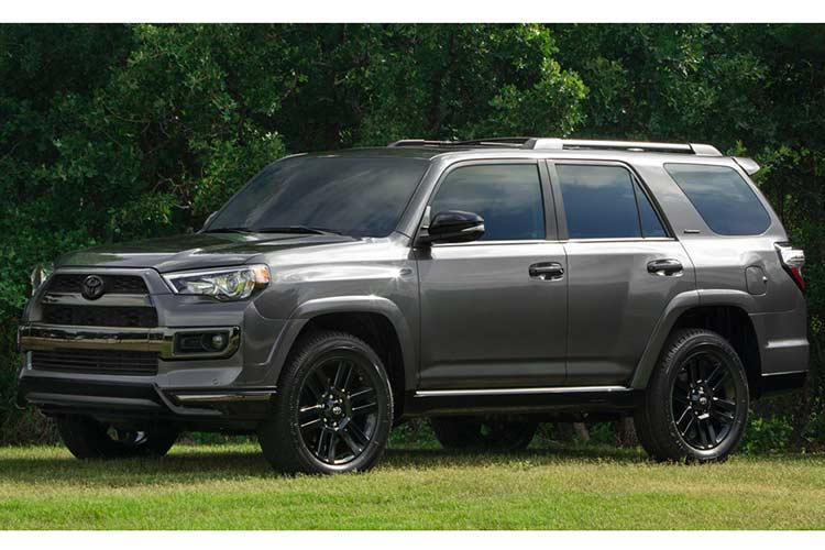 Chi tiet Toyota 4Runner Nightshade dac biet gia 1 ty dong-Hinh-9