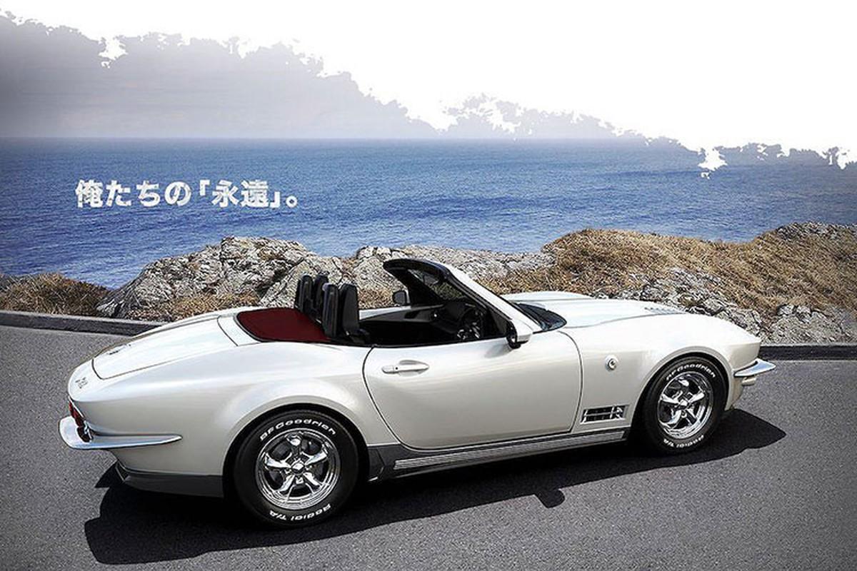Mazda MX-5 do xe co bap Chevrolet Corvette gia 975 trieu dong-Hinh-6