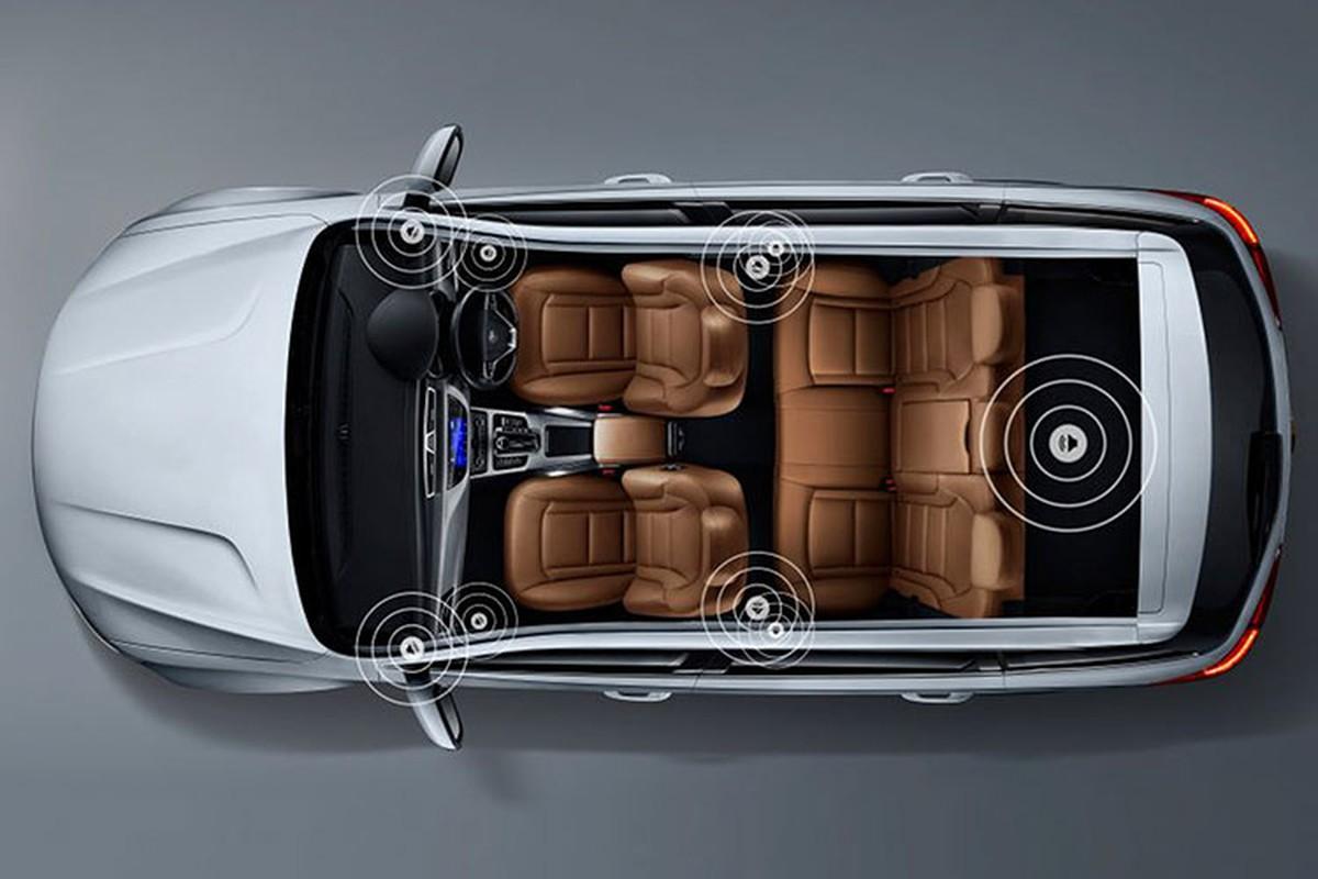 SUV 5 cho, gia re - Proton X70 2018 cua Malaysia co gi?-Hinh-4