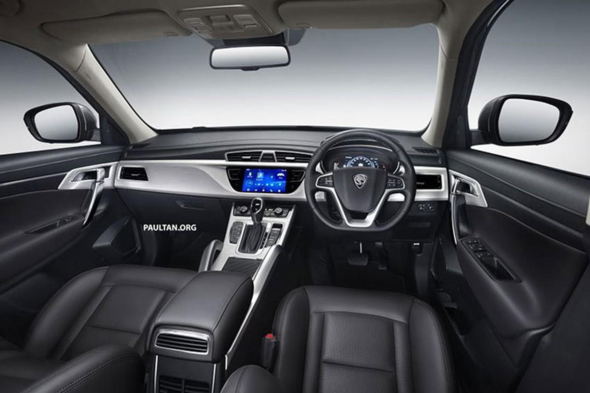 SUV 5 cho, gia re - Proton X70 2018 cua Malaysia co gi?-Hinh-5