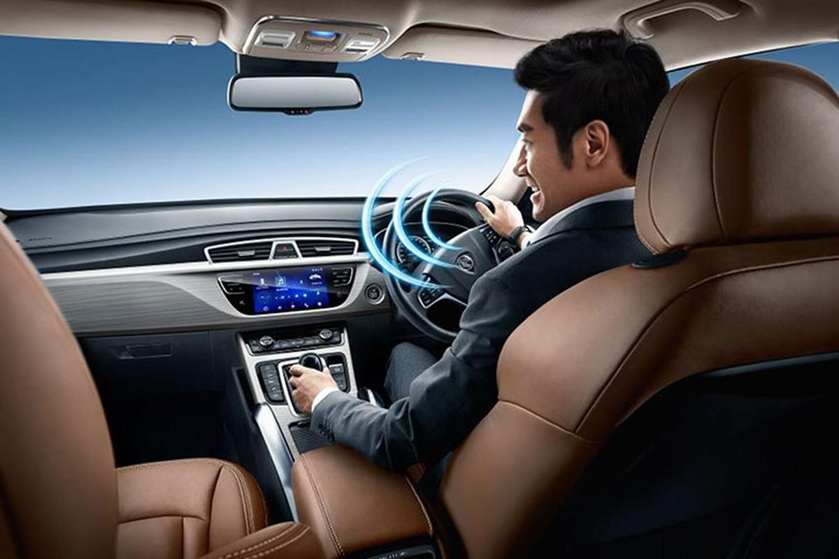 SUV 5 cho, gia re - Proton X70 2018 cua Malaysia co gi?-Hinh-8