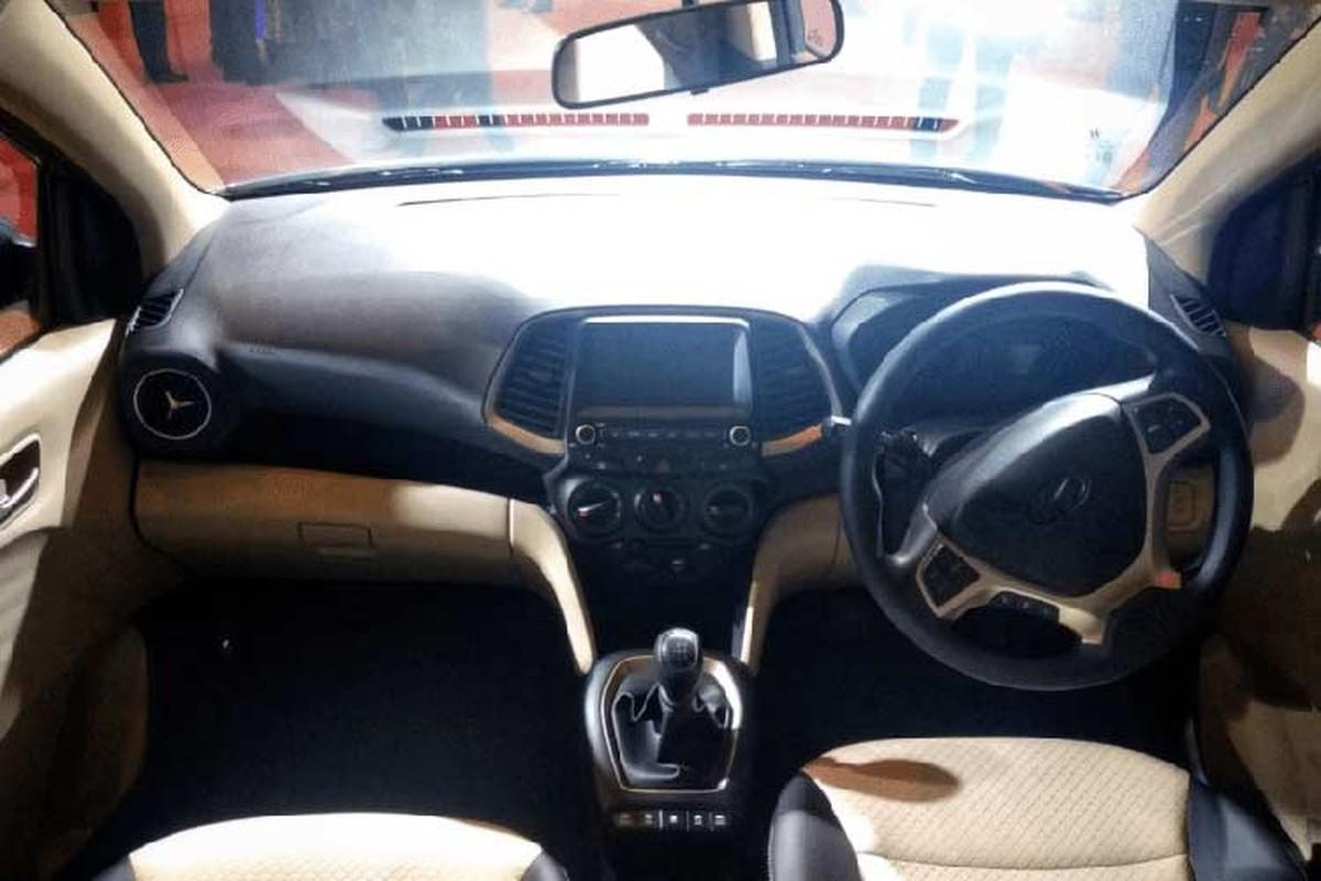 Ra mat Hyundai Santro 2019