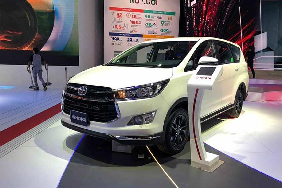 Toyota Innova moi 7 tui khi gia tu 752 trieu tai Viet Nam