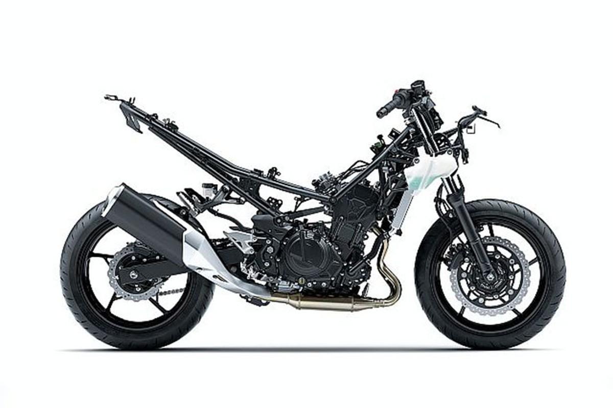 Xe moto Kawasaki Z400 phien ban 2019 san sang ra mat-Hinh-4