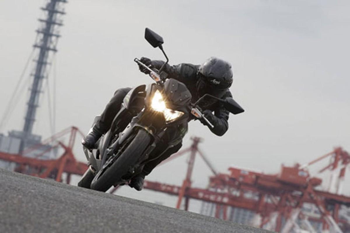 Xe moto Kawasaki Z400 phien ban 2019 san sang ra mat-Hinh-7