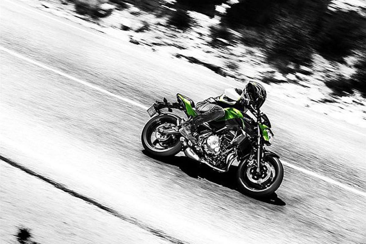 Xe moto Kawasaki Z400 phien ban 2019 san sang ra mat-Hinh-8