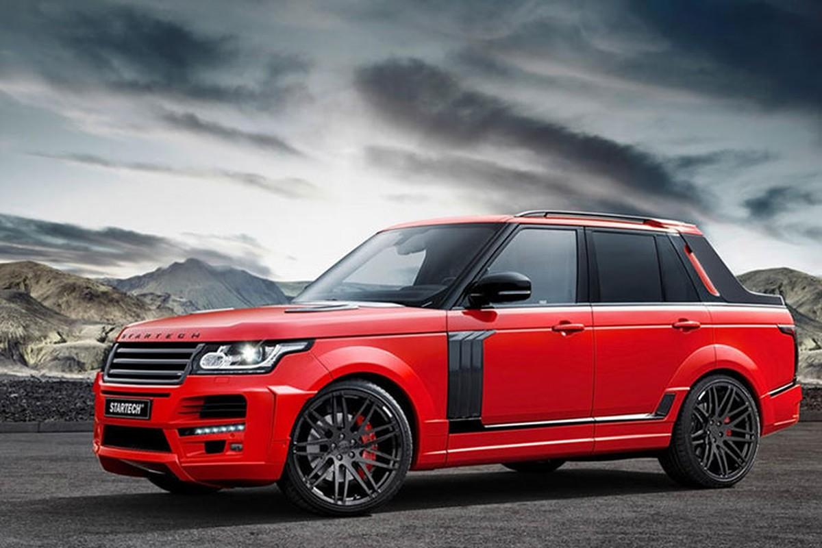 Loat xe SUV hang sang Range Rover do sieu ky di