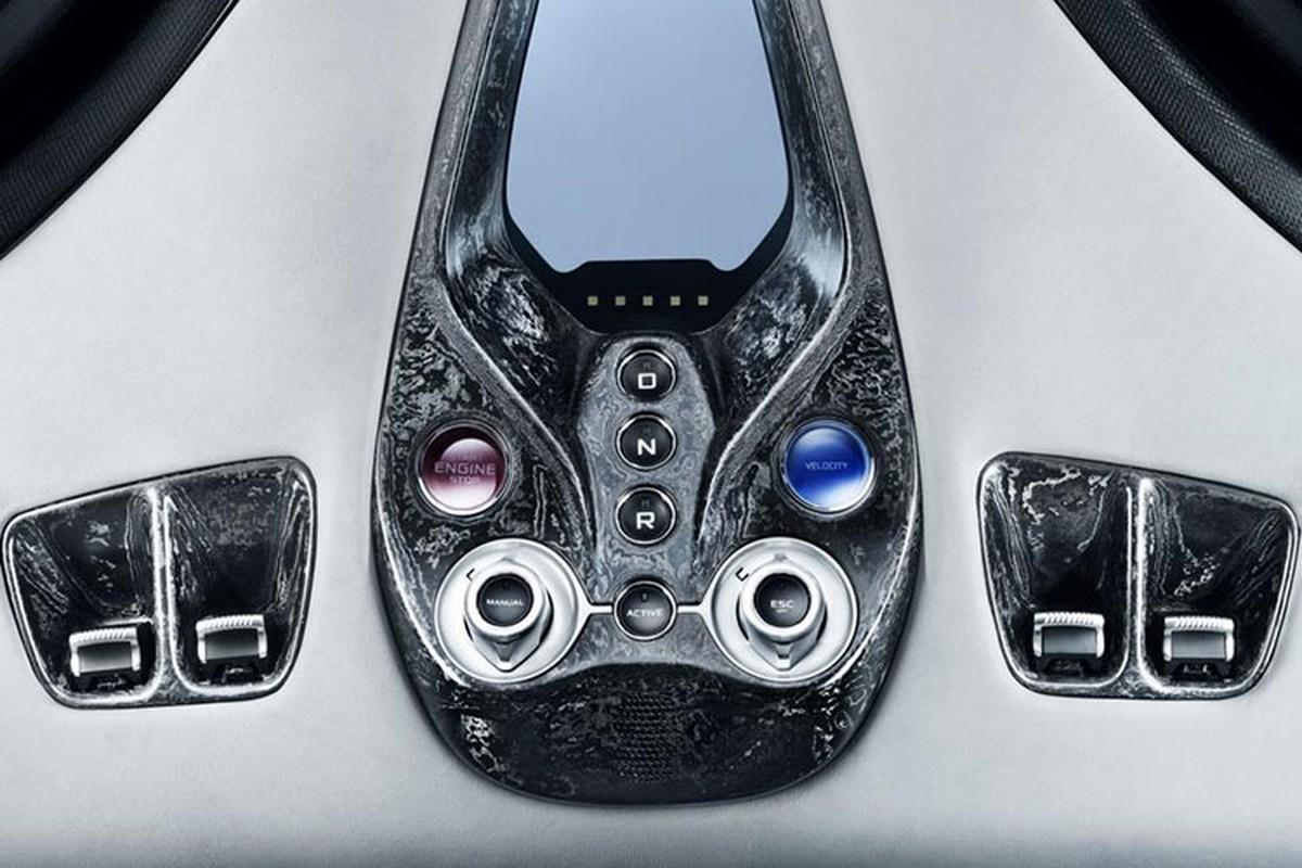Sieu pham McLaren Speedtail gia 2,4 trieu USD