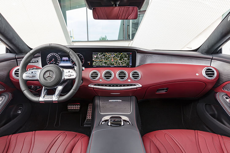 Mercedes-Benz S450 4Matic Coupe 2018 gia 6,17 ty o Viet Nam-Hinh-6