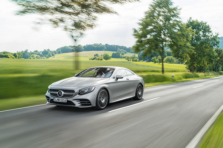 Mercedes-Benz S450 4Matic Coupe 2018 gia 6,17 ty o Viet Nam-Hinh-9