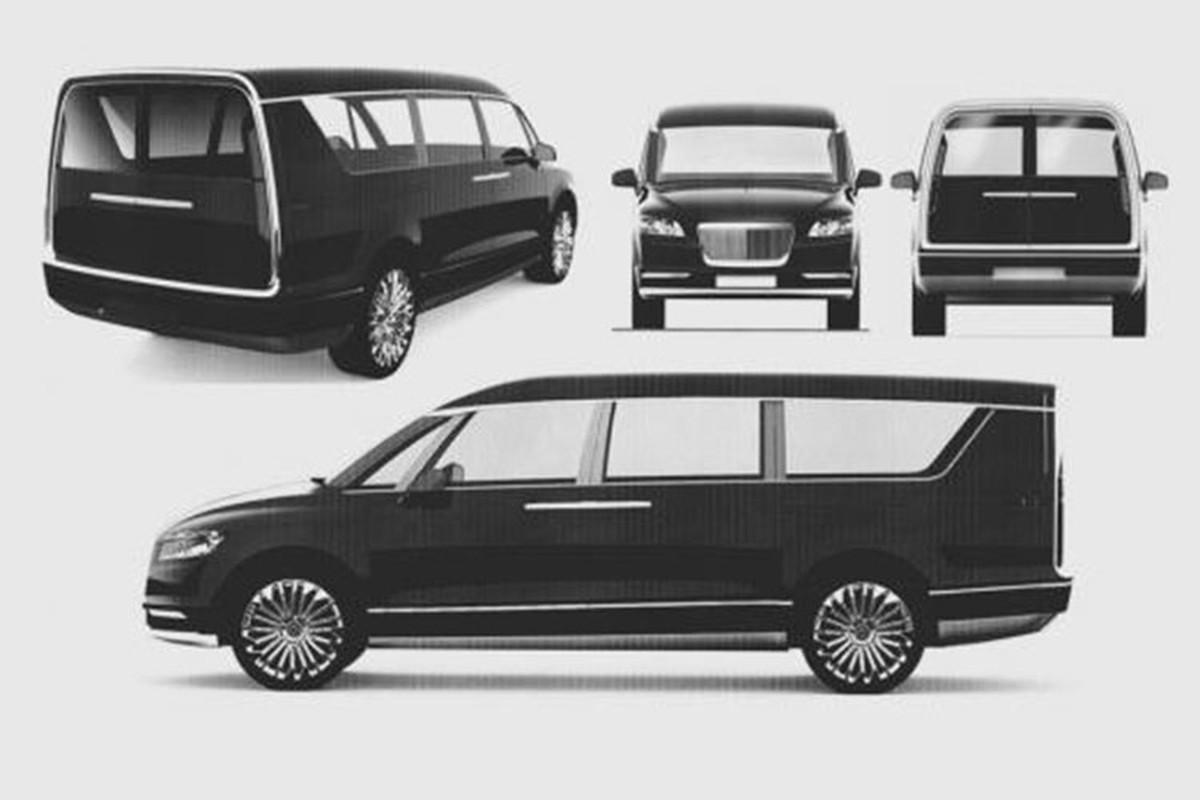 Minivan hang sang cua Tong thong Nga Vladimir Putin lan banh-Hinh-10