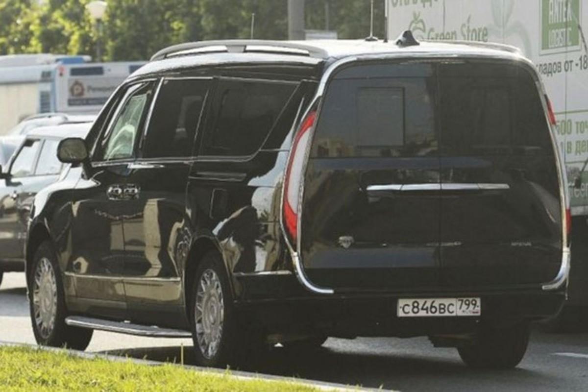 Minivan hang sang cua Tong thong Nga Vladimir Putin lan banh-Hinh-3