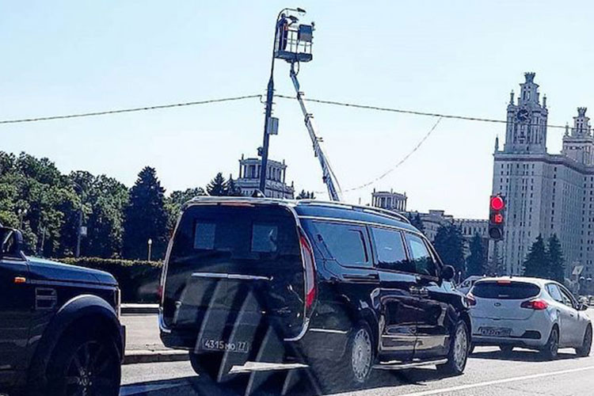 Minivan hang sang cua Tong thong Nga Vladimir Putin lan banh-Hinh-4