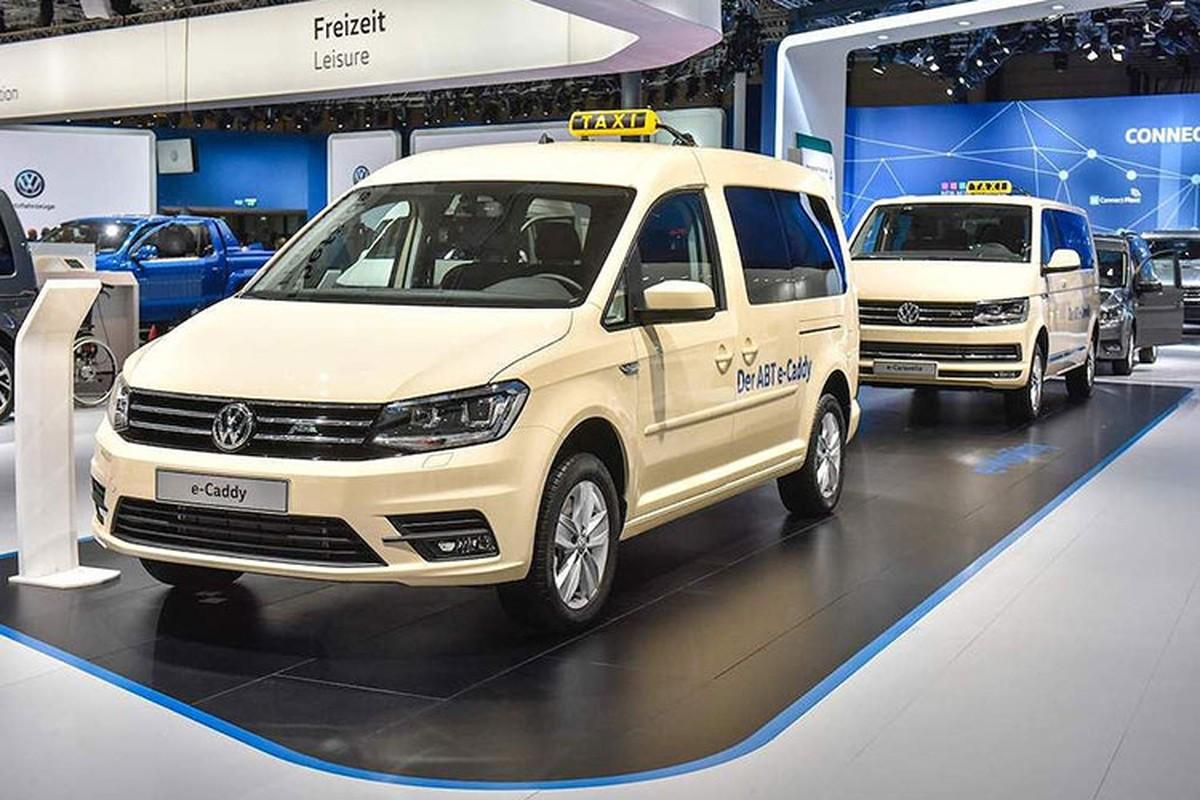 """Bo doi xe khach Volkswagen """"sieu sach"""" nho dong co dien-Hinh-3"""