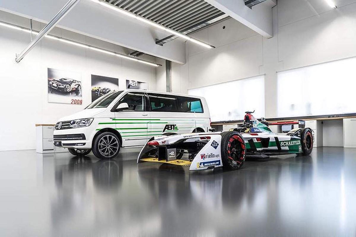 """Bo doi xe khach Volkswagen """"sieu sach"""" nho dong co dien-Hinh-7"""