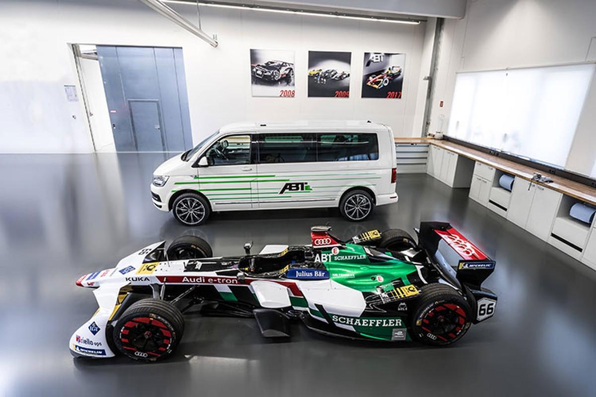 """Bo doi xe khach Volkswagen """"sieu sach"""" nho dong co dien-Hinh-8"""