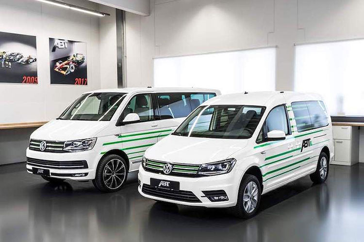 "Bo doi xe khach Volkswagen ""sieu sach"" nho dong co dien"