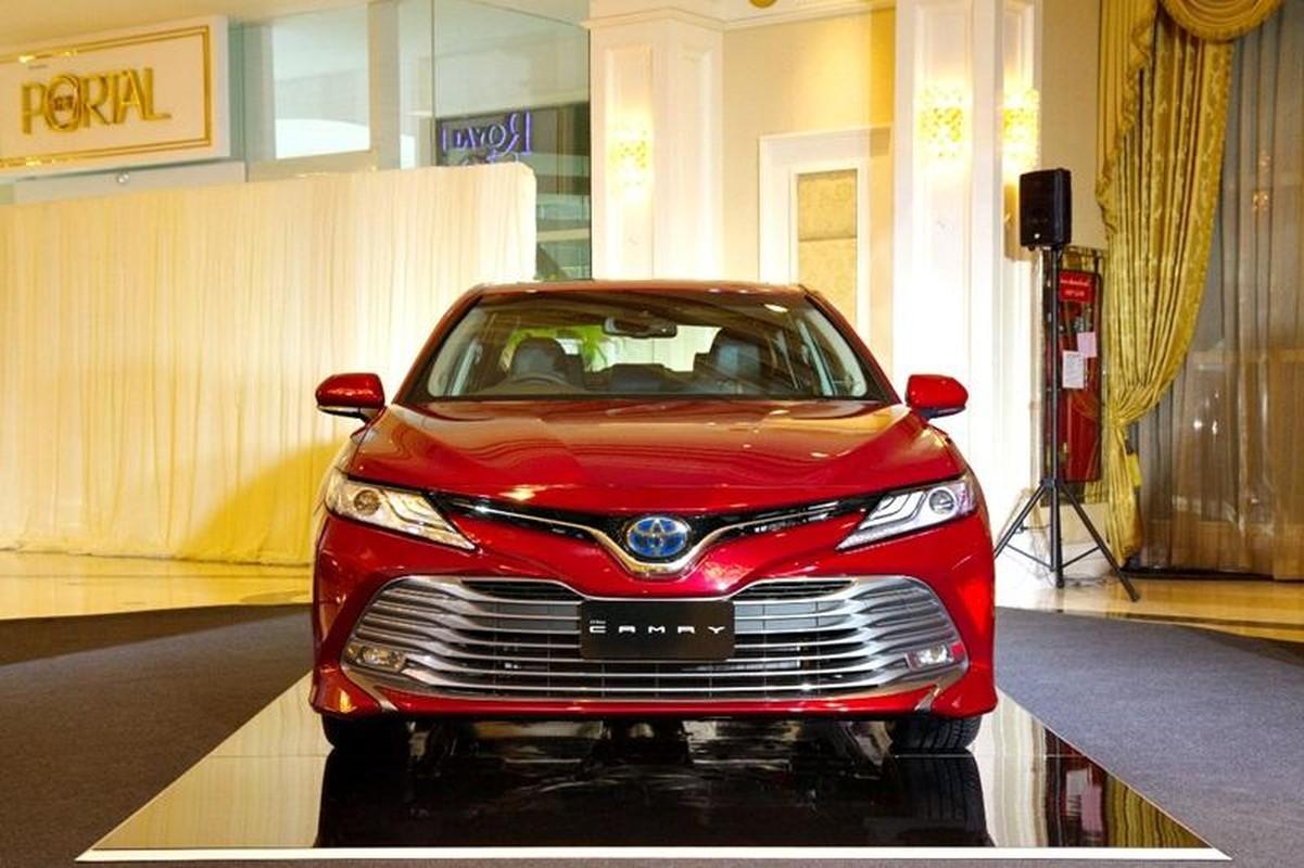 "Toyota Camry 2018 ""chot gia"" tu 1,01 ty tai Thai Lan-Hinh-12"