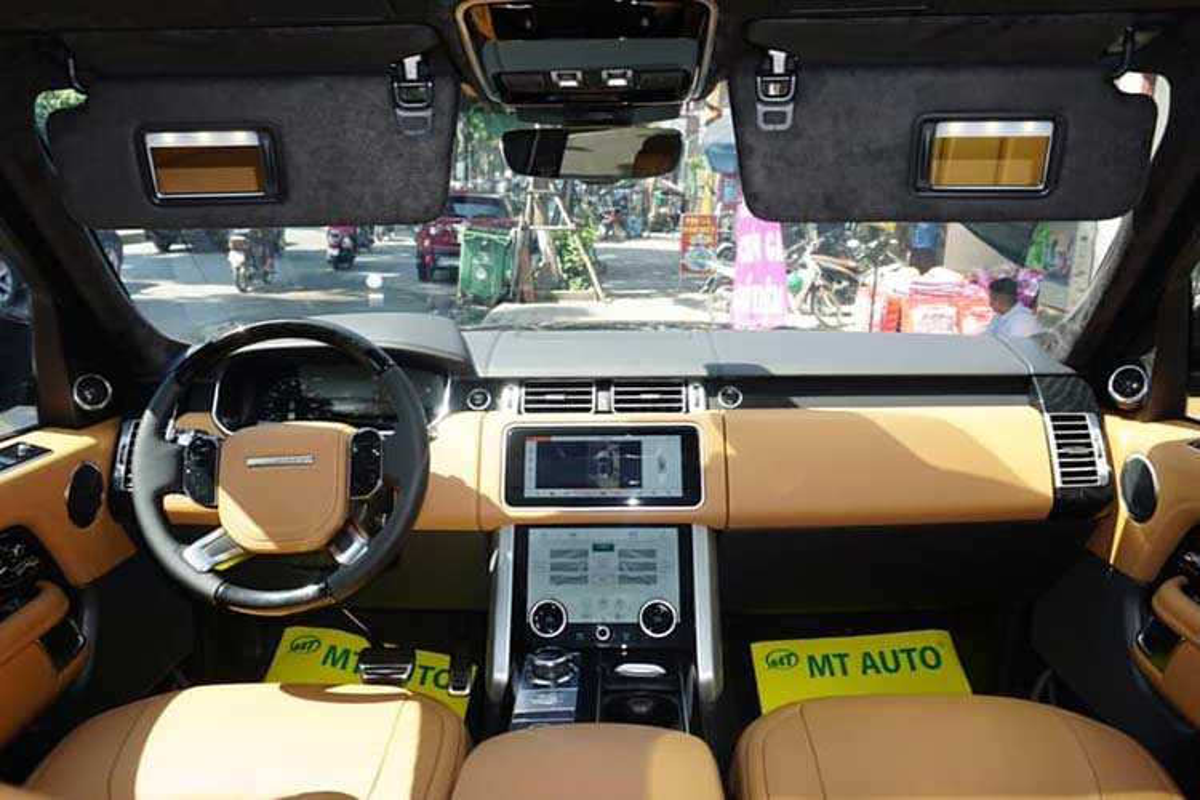 Soi Range Rover 2018