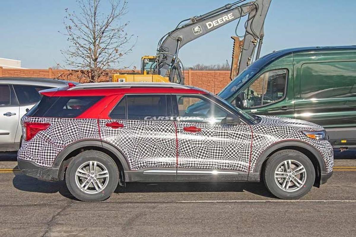 Xe Ford Explorer 2020 thiet ke nhu Toyota Highlander doi cu-Hinh-2