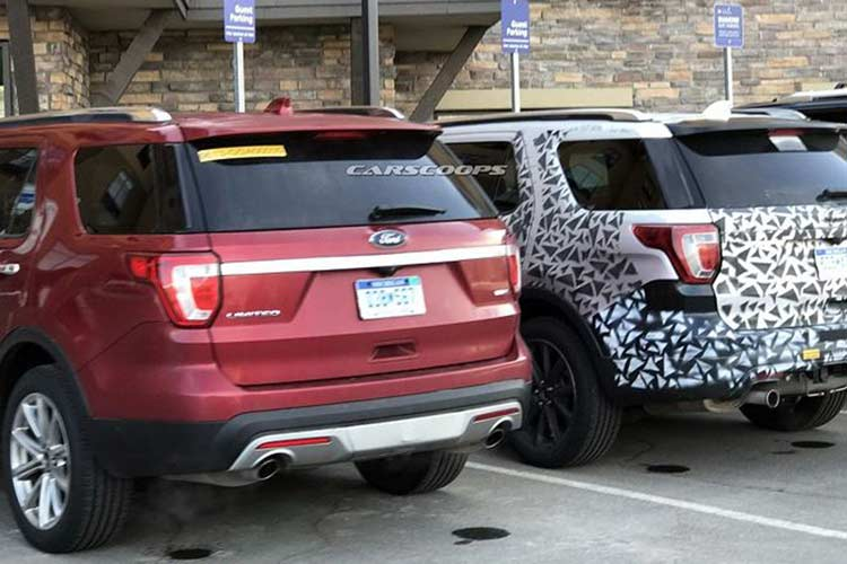 Xe Ford Explorer 2020 thiet ke nhu Toyota Highlander doi cu-Hinh-7