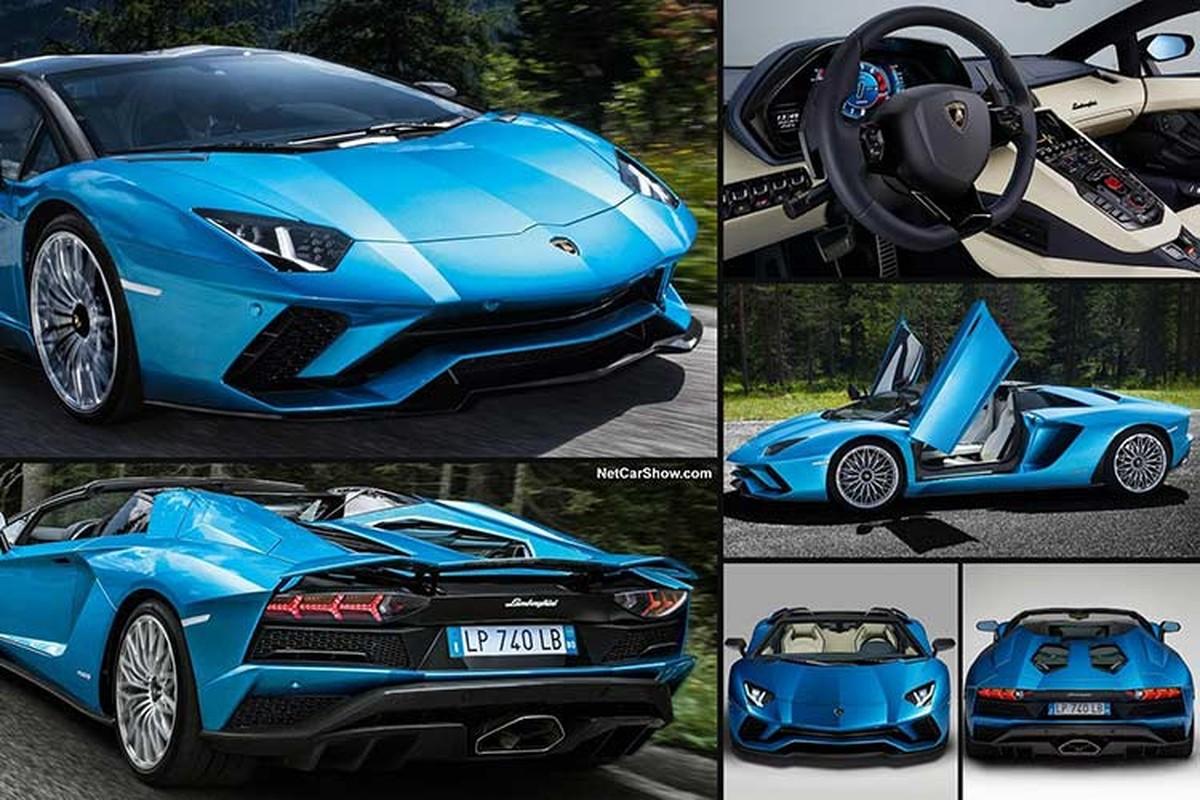 Sieu xe Lamborghini Aventador S mui tran cap ben Campuchia-Hinh-7