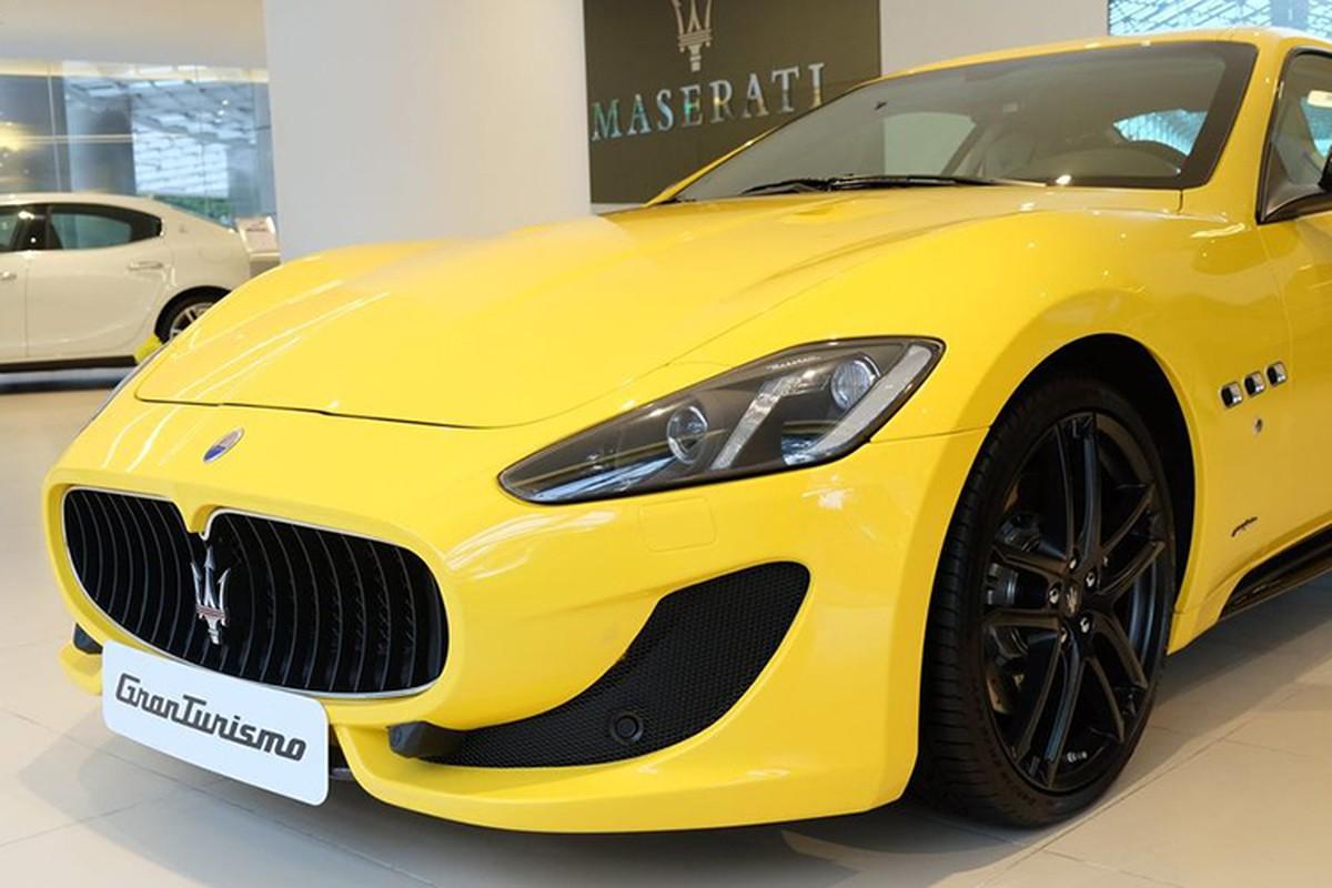 Can canh Maserati GranTurismo Sport gia hon 12 ty tai Sai Gon-Hinh-10
