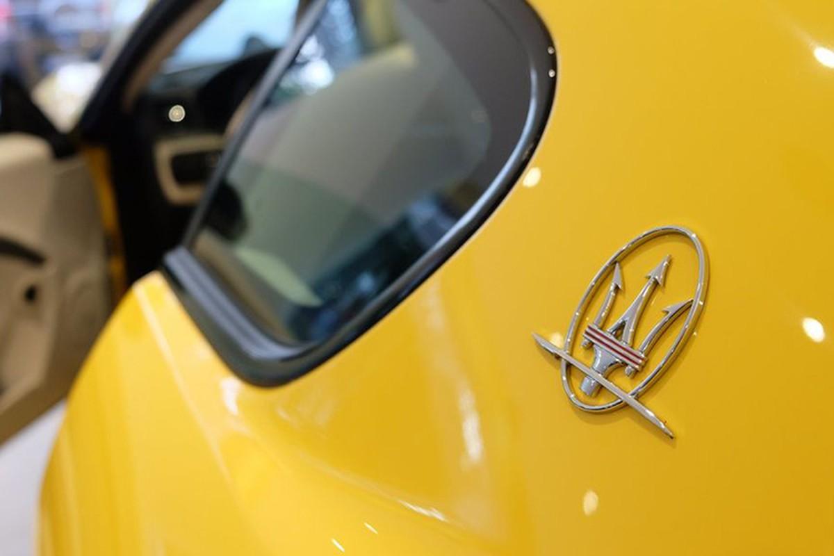 Can canh Maserati GranTurismo Sport gia hon 12 ty tai Sai Gon-Hinh-2