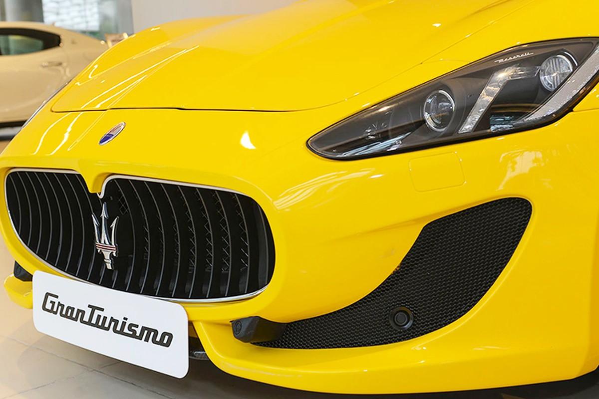 Can canh Maserati GranTurismo Sport gia hon 12 ty tai Sai Gon-Hinh-3