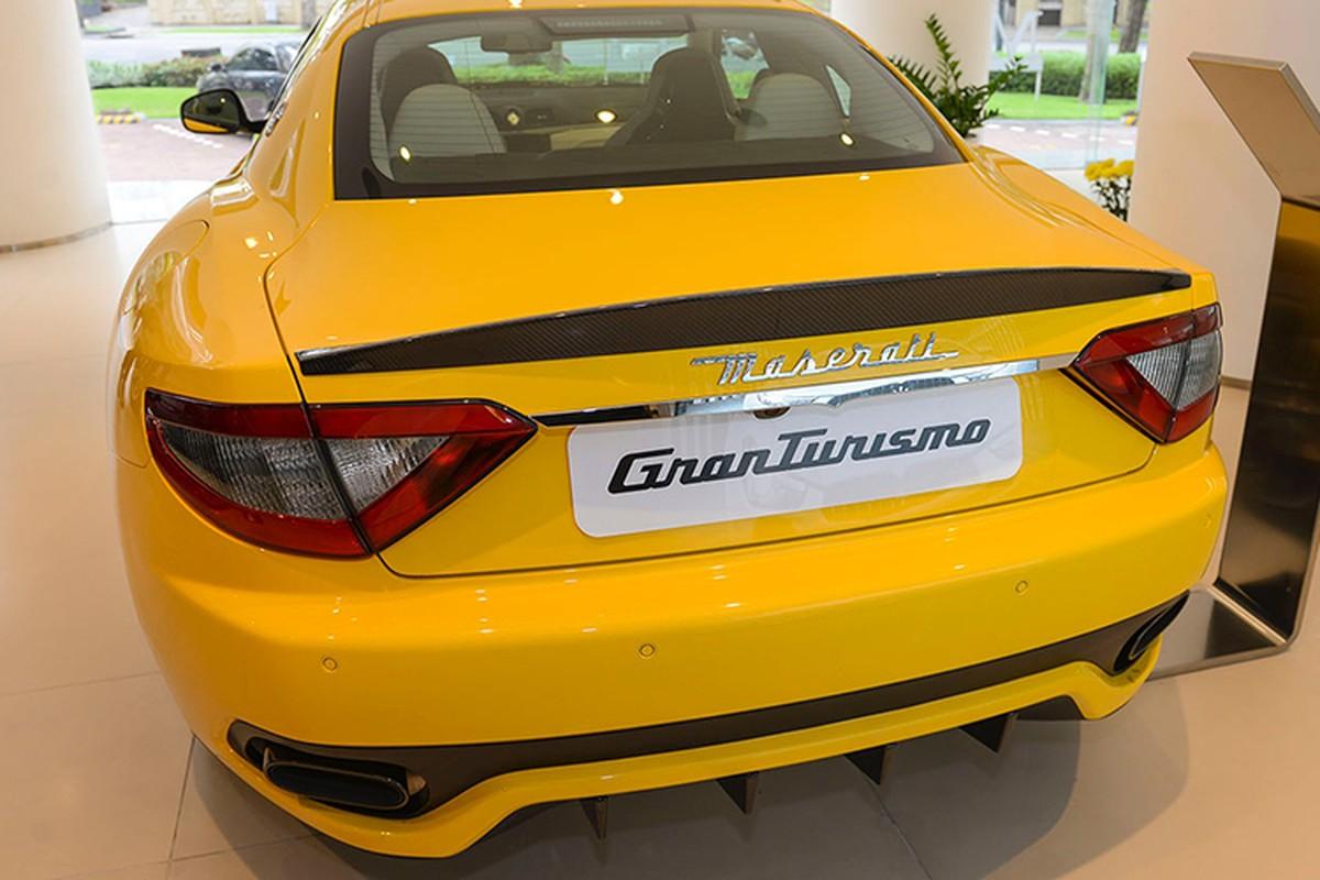Can canh Maserati GranTurismo Sport gia hon 12 ty tai Sai Gon-Hinh-4