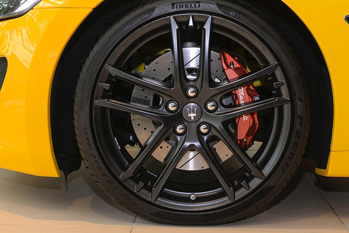 Can canh Maserati GranTurismo Sport gia hon 12 ty tai Sai Gon-Hinh-5