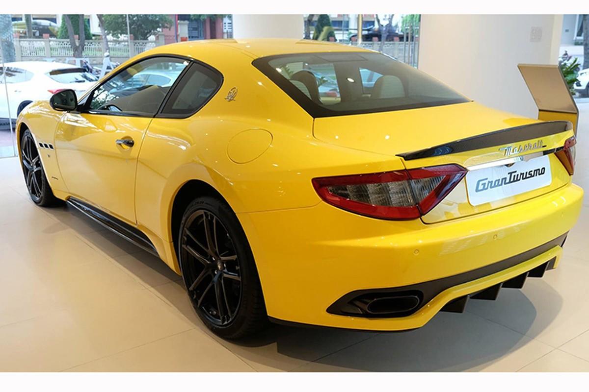 Can canh Maserati GranTurismo Sport gia hon 12 ty tai Sai Gon-Hinh-9