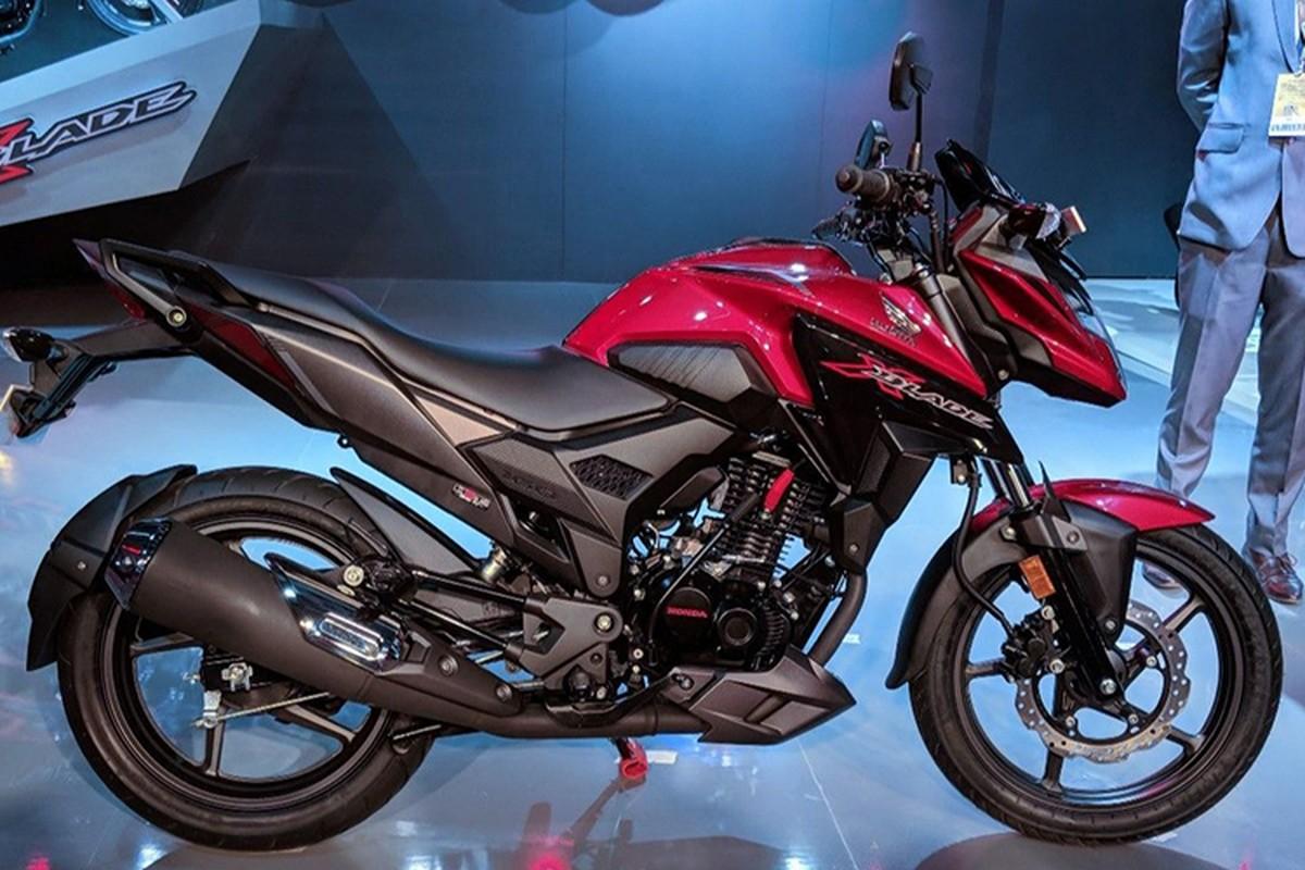 Xe moto sieu re Honda X-Blade ABS gia chi 28,7 trieu dong-Hinh-2
