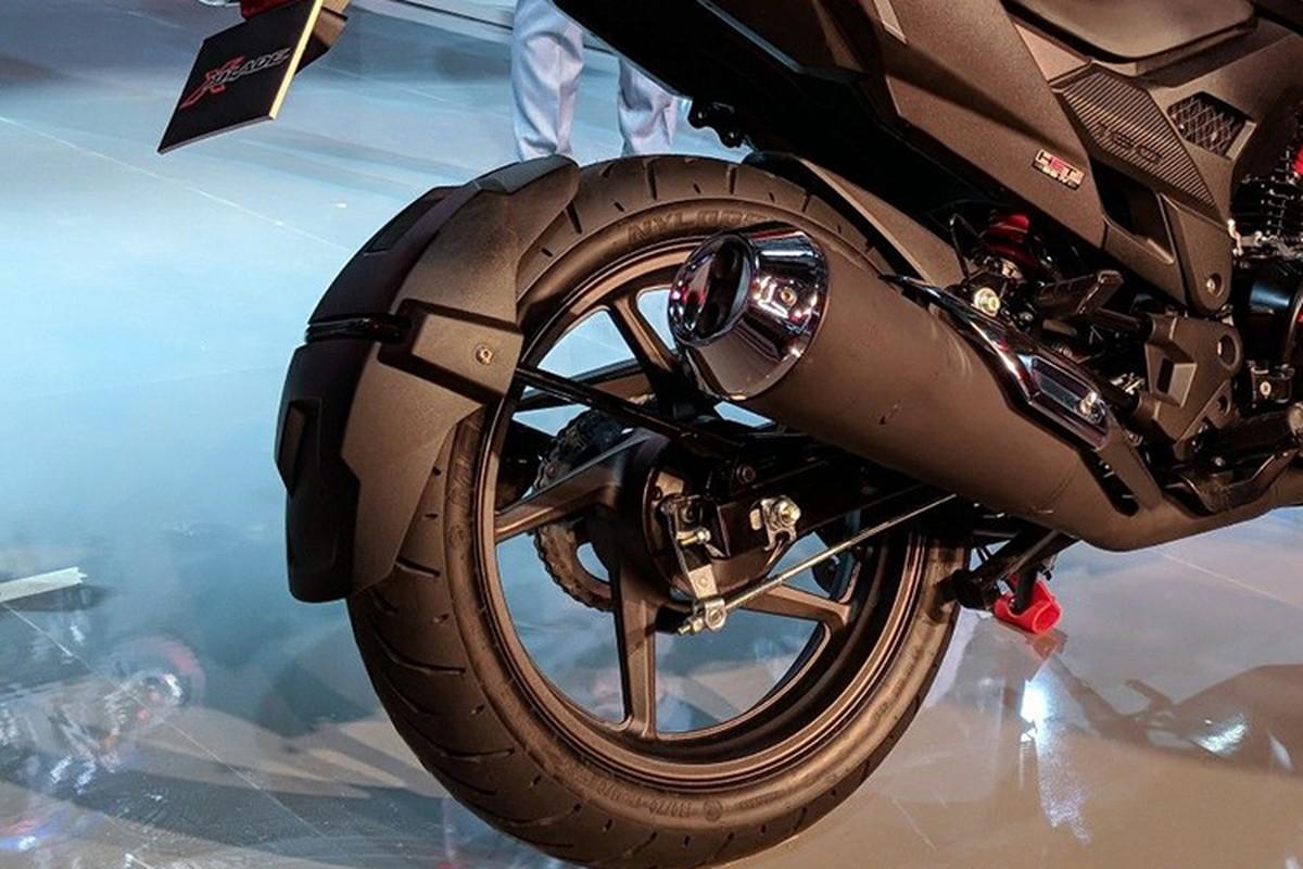 Xe moto sieu re Honda X-Blade ABS gia chi 28,7 trieu dong-Hinh-7