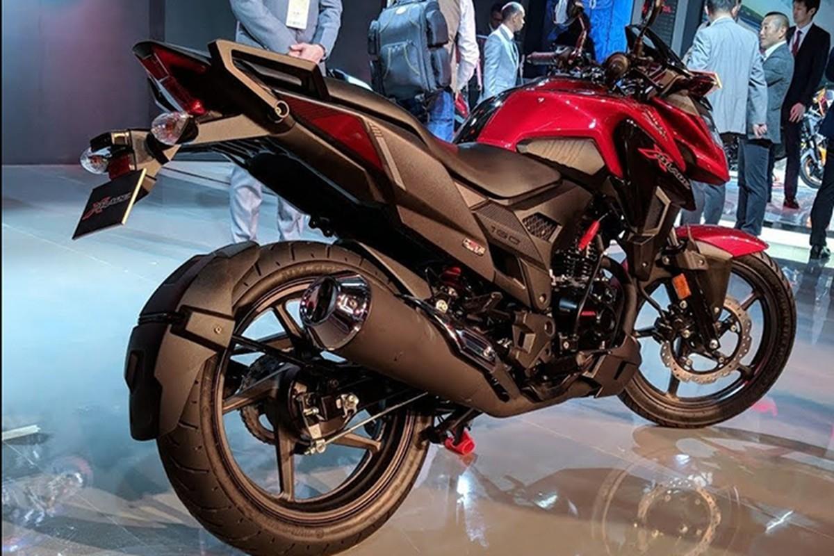 Xe moto sieu re Honda X-Blade ABS gia chi 28,7 trieu dong-Hinh-9