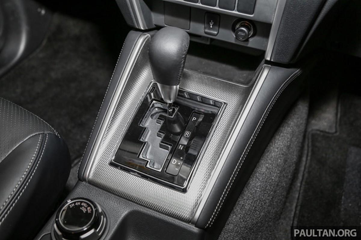Mitsubishi Triton 2019 phien ban off-road gia 1,62 ty dong-Hinh-10