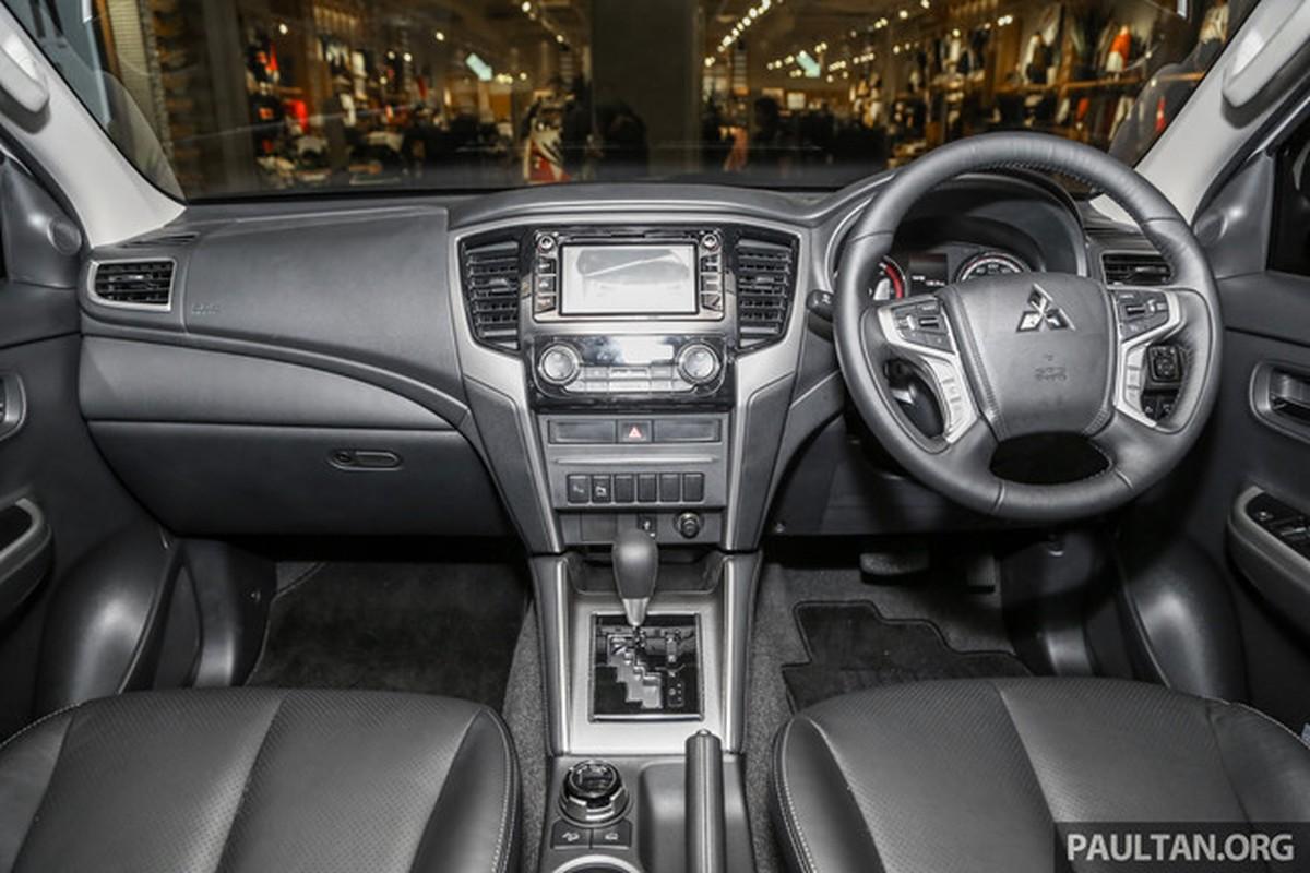 Mitsubishi Triton 2019 phien ban off-road gia 1,62 ty dong-Hinh-7