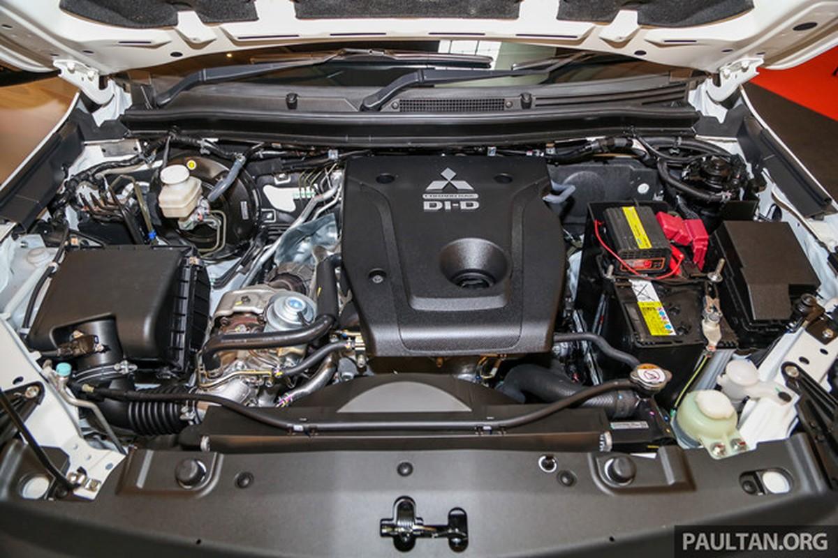 Mitsubishi Triton 2019 phien ban off-road gia 1,62 ty dong-Hinh-9
